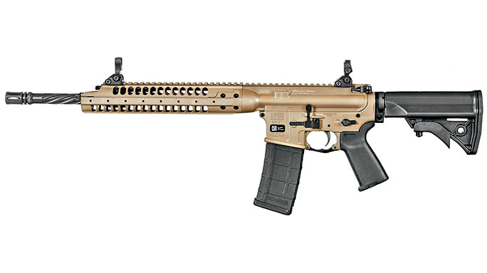 Black Guns LWRC International roundup IC-A5