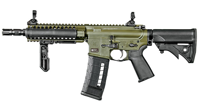 Black Guns LWRC International roundup IC-PDW