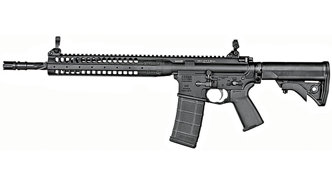Black Guns LWRC International roundup IC-SPR