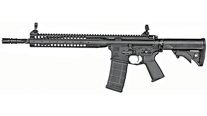 Black Guns LWRC International roundup IC-SPR