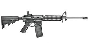 Black Guns 2016 M&P15 SPORT