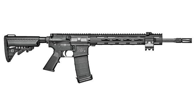 Black Guns 2016 M&P15 VTAC II