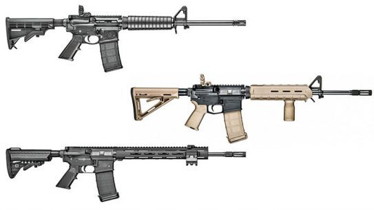 M&P Power: 7 Unstoppable M&P Rifles From Smith & Wesson
