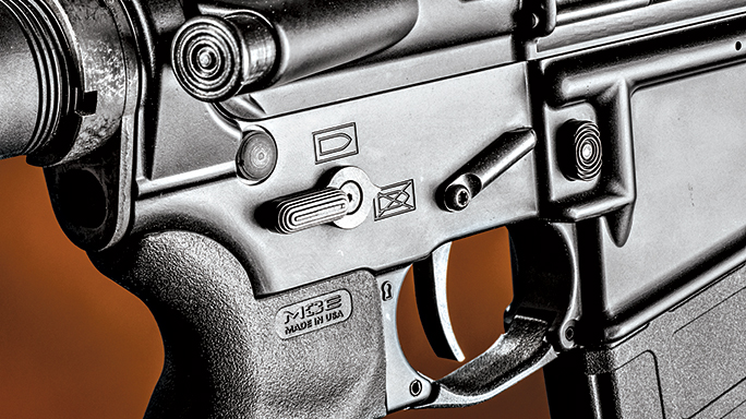 Patriot Ordnance Puritan Rifle black guns 2016 lower