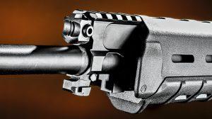 Patriot Ordnance Puritan Rifle black guns 2016 barrel