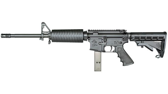 Black Guns 2016 ROCK RIVER ARMS LAR-9 CAR A4