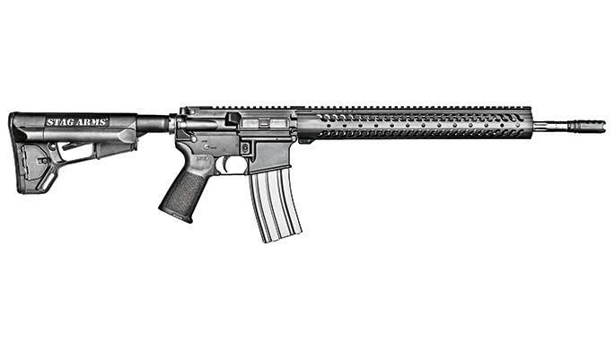 Black Guns 2016 STAG ARMS MODEL 3G