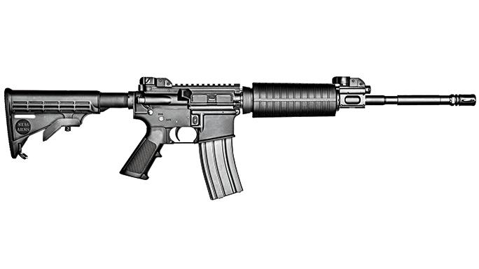 Black Guns 2016 STAG ARMS MODEL 8