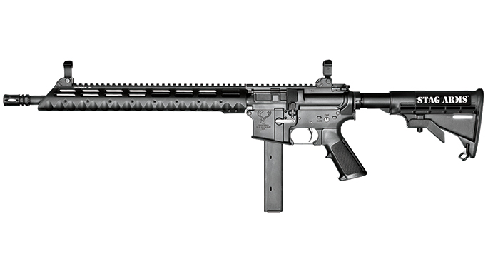 Black Guns 2016 STAG ARMS MODEL 9TL