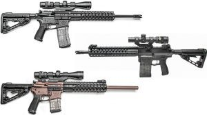 Wilson Combat: 3 Tactical Titan Rifles