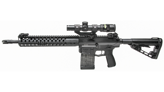 WILSON COMBAT .308 RECON black guns 2016