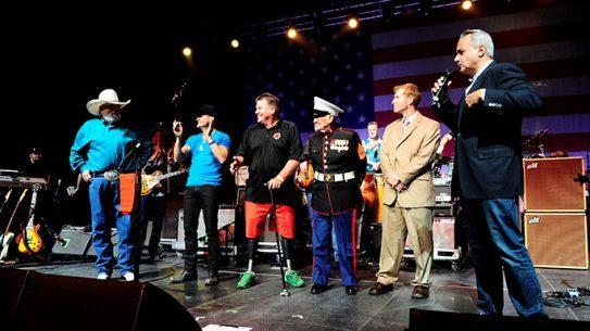 Charlie Daniels' 40th Anniversary Volunteer Jam