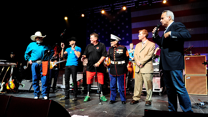 Charlie Daniels' 40th Anniversary Volunteer Jam