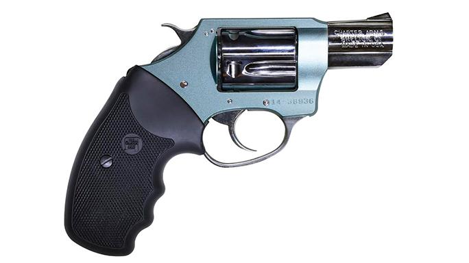 Charter Arms Tiffany Revolver solo