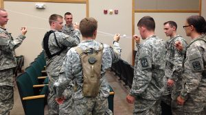 Cadet Initial Entry Training Mental Performance