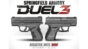 Springfield Armory DUEL 3 Promotion