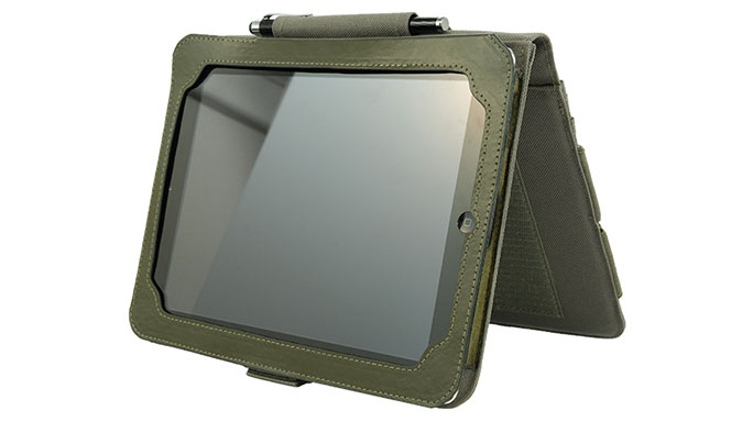 Flying Circle Bags Tactical iPad Air Cover lead