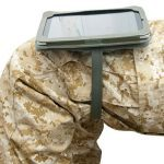 Flying Circle Bags Tactical iPad Air Cover leg