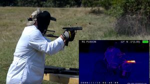 Full Auto Gen 3 Glock 17 Meltdown Test