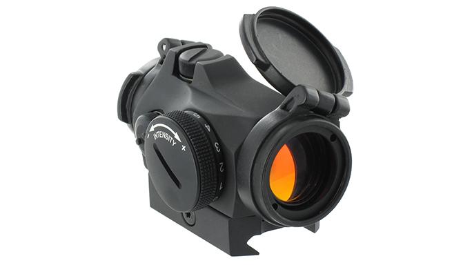 Gun Annual 2016 Aimpoint Micro T-2
