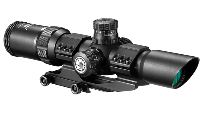 Gun Annual 2016 Barska SWAT-AR Scope