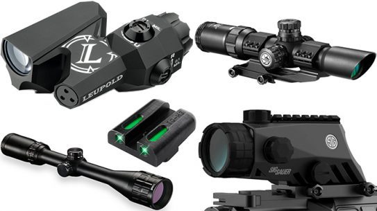 Zeroing In: 14 Next-Gen Sights and Optics