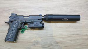 Gun Annual 2016 sound suppressors Gemtech GTSOC PRO