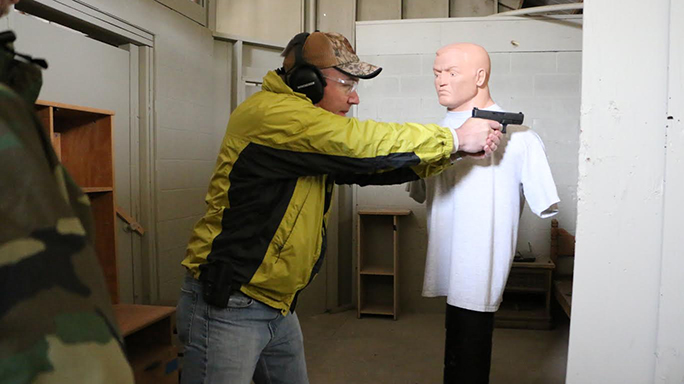 Gunsite Academy 2016 dummy