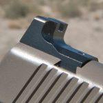 Kimber 1911 Warrior Pistols rear sight