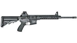 Black Guns 2016 LEWIS MACHINE & TOOL LM8MRP
