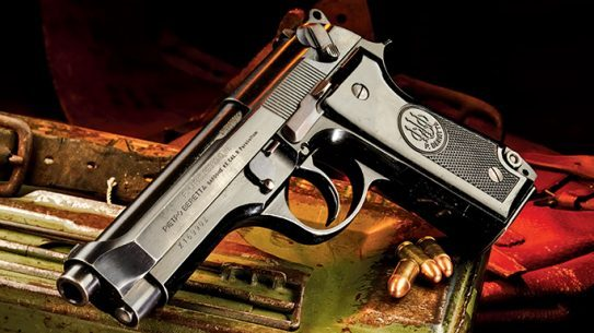 Beretta 92S Military Surplus 2016 lead