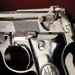 Beretta 92S Military Surplus 2016 safety