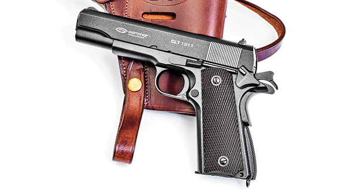 Military Surplus 2016 Gletcher CLT 1911