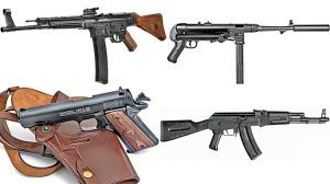 8 Rimfire Replicas of History's Greatest Battle Weapons