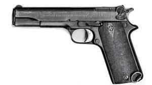 Star Modelo B Pistol 1920