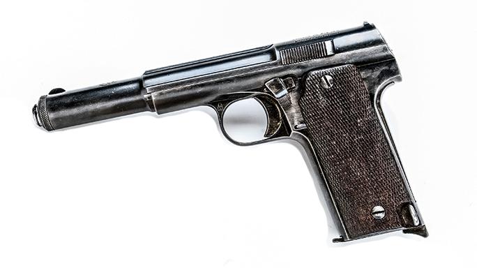 Star Modelo B Pistol 1921