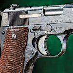 Star Modelo B Pistol extractor