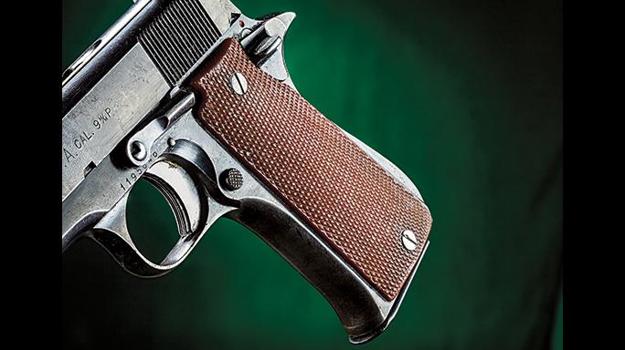 Star Modelo B Pistol grip