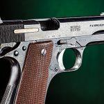 Star Modelo B Pistol slide