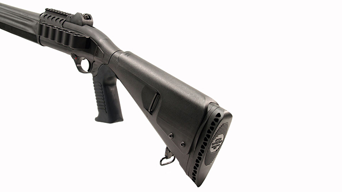 Mesa Tactical Urbino Stock Beretta 1301 Shotgun rear