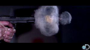 MythBusters Slo-Mo bullet