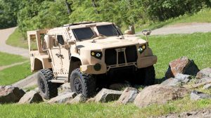 Oshkosh Defense Army contract Joint Light Tactical Vehicle