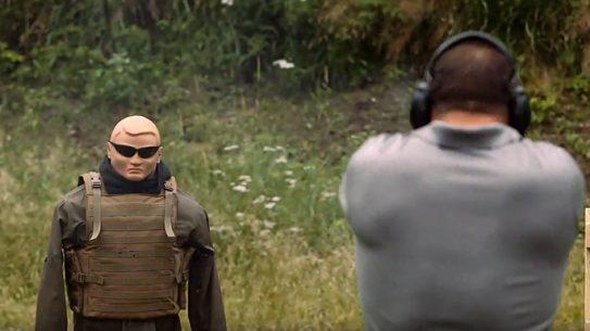 RMA Armament Body Armor Live Fire Demo