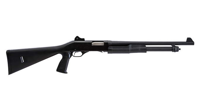 Stevens Security 20-Gauge shotgun