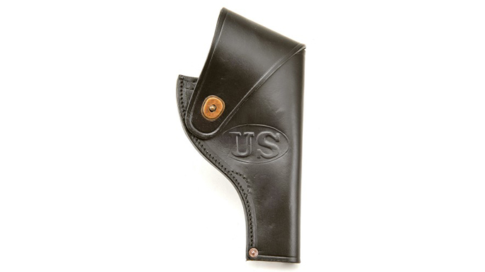 World War Supply Smith & Wesson Victory Model Revolver Holster front