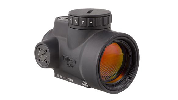 MRO Trijicon Miniature Rifle Optic