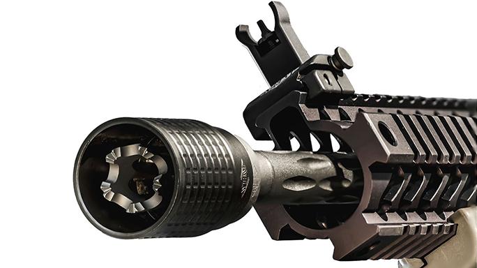 Yankee Hill Machine QD Blast Deflector lead