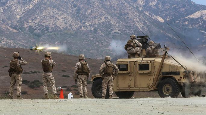 13th MEU Combined Anti-Armor Teams Pendleton