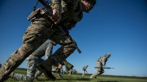 2015 Canadian Armed Forces Small Arms Concentration