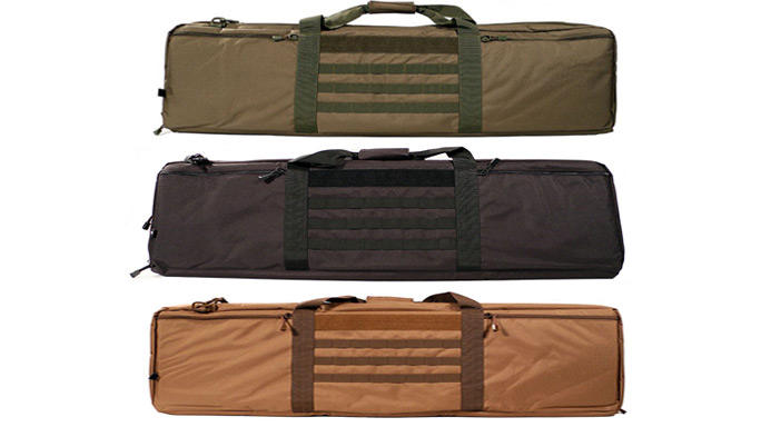 LA Police Gear Single 42-inch Rifle Case